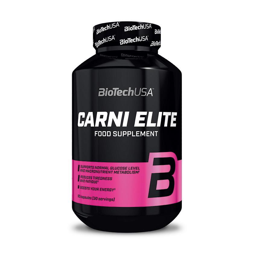 Жіросжігателя BioTech Carni Elite, 90 капсул