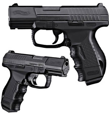 Пневматический пистолет  Walther CP99 Compact, фото 2