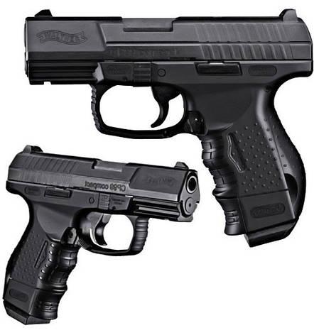 Пневматичний пістолет Walther CP99 Compact, фото 2