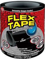 Водонепроницаемая изоляционная лента Flex Tape, черный (GIPS), Монтажные элементы