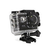 (GIPS), Екшн камера UKC S2R Action Camera Ultra HD 4К з пультом водонепроникна налобная екстрим WiFi