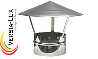 Дымоходный Грибок из нержавеющей стали Versia Lux, фото 1