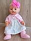 Детский пупсик для девочки Yale Baby BL 020 J, многофункциональный пупс на 8 функций с аксессуарами, фото 2