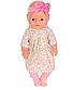 Дитячий пупсик для дівчинки Yale Baby BL 020 В, багатофункціональний пупс на 8 функцій з аксесуарами, фото 2