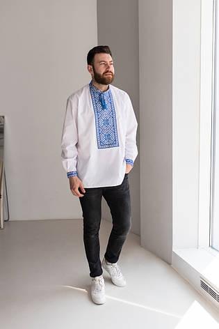 Мужская вышитая сорочка, фото 2