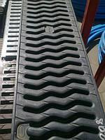 Решетка ливневой канализации