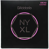 Струны D'Addario NYXL0942 Super Light 9-42, фото 1