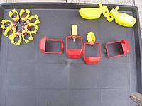 Нипельные поилки для бройлеров перепелов