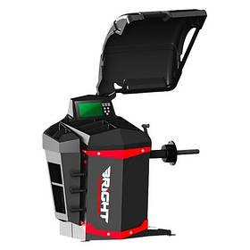Балансировочный стенд автомат с LCD дисплеем  для легковых и коммерческих автомобилей CB3020B 220V BRIGHT