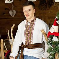 Вишита сорочка Гуцульська, фото 1