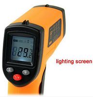 Лазерный цифровой термометр пирометр GM300 -50 ° C до +380 °, GM-300, GM 300