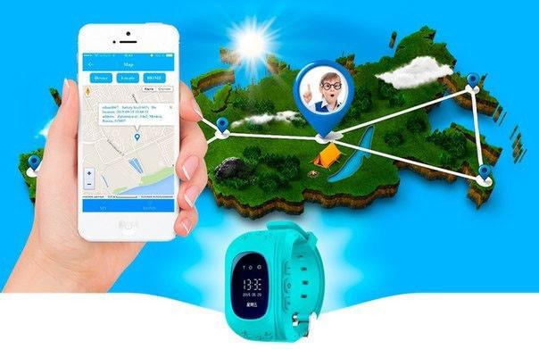 Часы и GPS трекеры