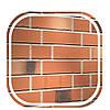 Оздоблення будинку плиткою Feldhaus Klinker R 985 Bacco, фото 7