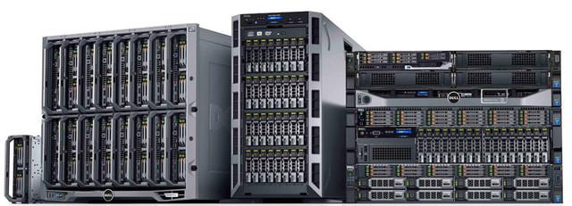 Серверы Dell PowerEdge Снятые с производства.