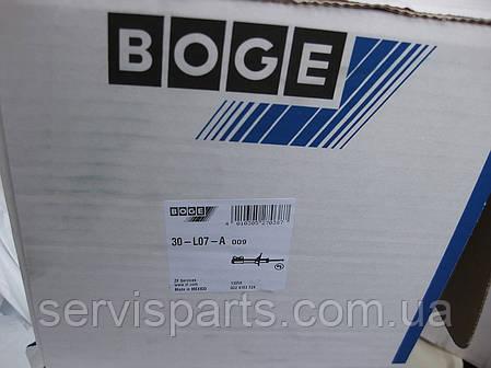 Амортизатор передній газо-масляний Шевроле Авео BOGE, фото 2