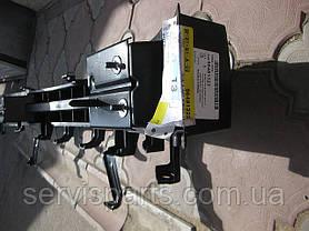 Усилитель бампера Авео передний пластиковый, фото 2