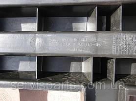 Усилитель бампера Авео передний пластиковый, фото 3