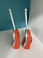 Радионяня БУ chicco baby control Ascolta facile. Цвет оранжевый. Продажа из Ломбарда., фото 4