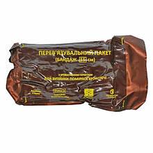 Бандаж кровоостанавливающий перевязочный пакет 15 см.