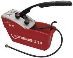 Rothenberger 6.1150 опреcсовочный насос Rothenberger TP 40