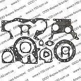 Набор прокладок МТЗ-80/82  Д-240, полный с РТИ, беконит, фото 2