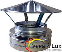 Дымоходный Грибок с теплоизоляцией Versia Lux, фото 1