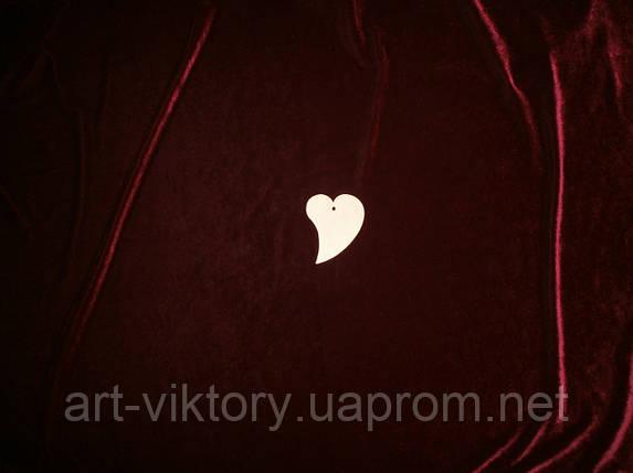 Серце крапелька, фото 2