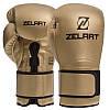 Боксерские перчатки Zelart BO-1391 12 унций