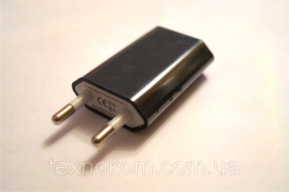 Блок питания зарядка 5V1A USB