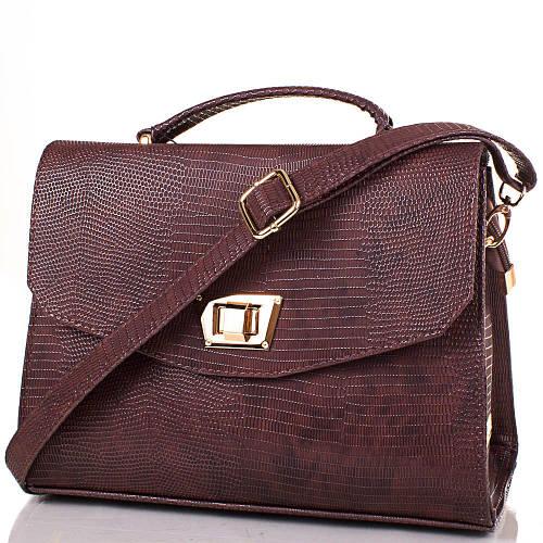 Чудесная женская сумочка из качественной искусственной кожи Артикул: ETMS35236-10