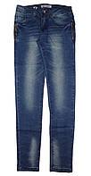 Джинсовые брюки для девочек  F&D, 6-16 рр. Арт.DY-1832, фото 1