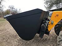 Ківш для телескопічного навантажувача JCB, Manitou, Claas, фото 1