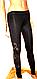 Лосины хлопок с узором и стразами, фото 2
