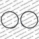 Набір прокладок переднього моста ЗІЛ-131, пароніт/картон, фото 4