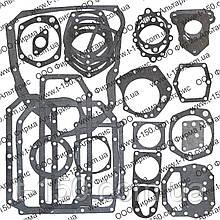 Набор прокладок КПП и раздаточной коробки Т-150К (колесный), паронит 0,8 мм