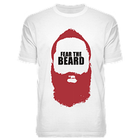 "Футболка ""Fear The Beard"""