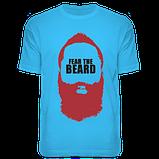"Футболка ""Fear The Beard"", фото 4"