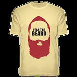 "Футболка ""Fear The Beard"", фото 3"