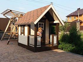 """Деревянный домик """"Eco"""" для улицы"""