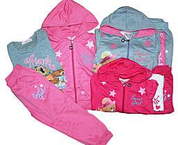 Трикотажный костюм-тройка для девочек, Crossfire, размеры 6 мес., арт. CF 1099