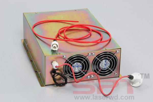Блок питания лазерной трубки SPT 60 Вт, фото 2