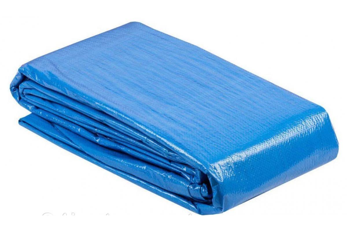 """Тент """"Синий"""" 6х10м, плотность 60 г/м2"""