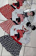 Дитяче трикотажне плаття для дівчинки Міккі розмір 3-6 років, колір уточнюйте при замовленні