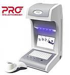 Детектор валют PRO-1500 IR LCD PM. Універсальний. Перевірка банкнот та цінних паперів