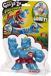 Goo Jit Zu Dino T-Rex Стретч-антистрес Тайро Ті-рекс ігрова фігурка (121740)