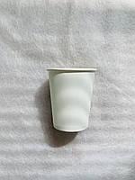 Стакан бумажный белый 180 мл Кард Гласс 50 штук