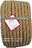 18 мм х 50 м - Бангладеш Декоративный натуральный джутовый канат веревка
