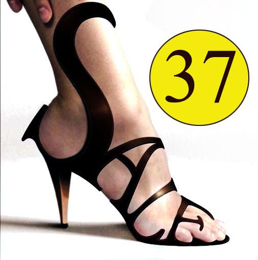 37 размер