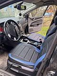 Чохли на сидіння Тойота Авенсіс (Toyota Avensis) (модельні, MAX-L, окремий підголовник), фото 7