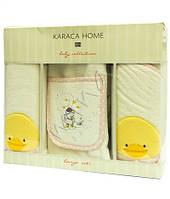 Набор банный для младенцев Karaca Home DUCK, фото 1